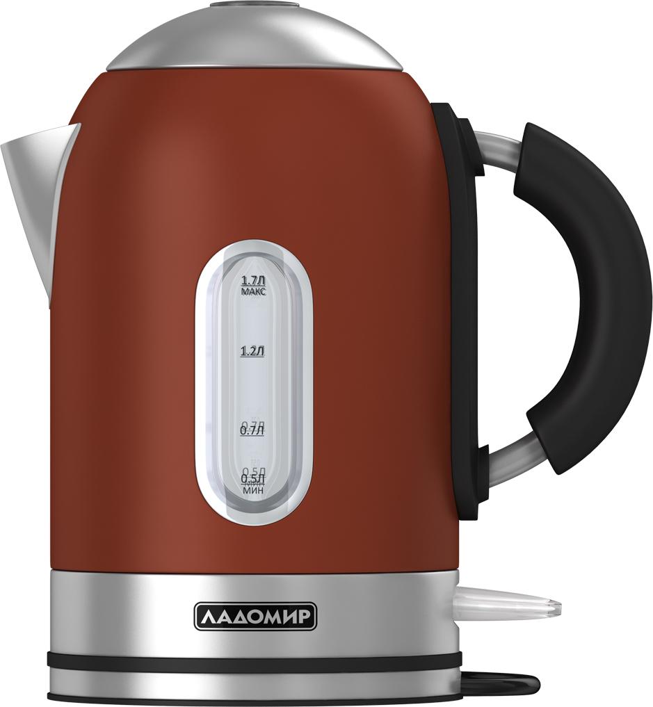 лучшая цена Электрический чайник Ладомир 126
