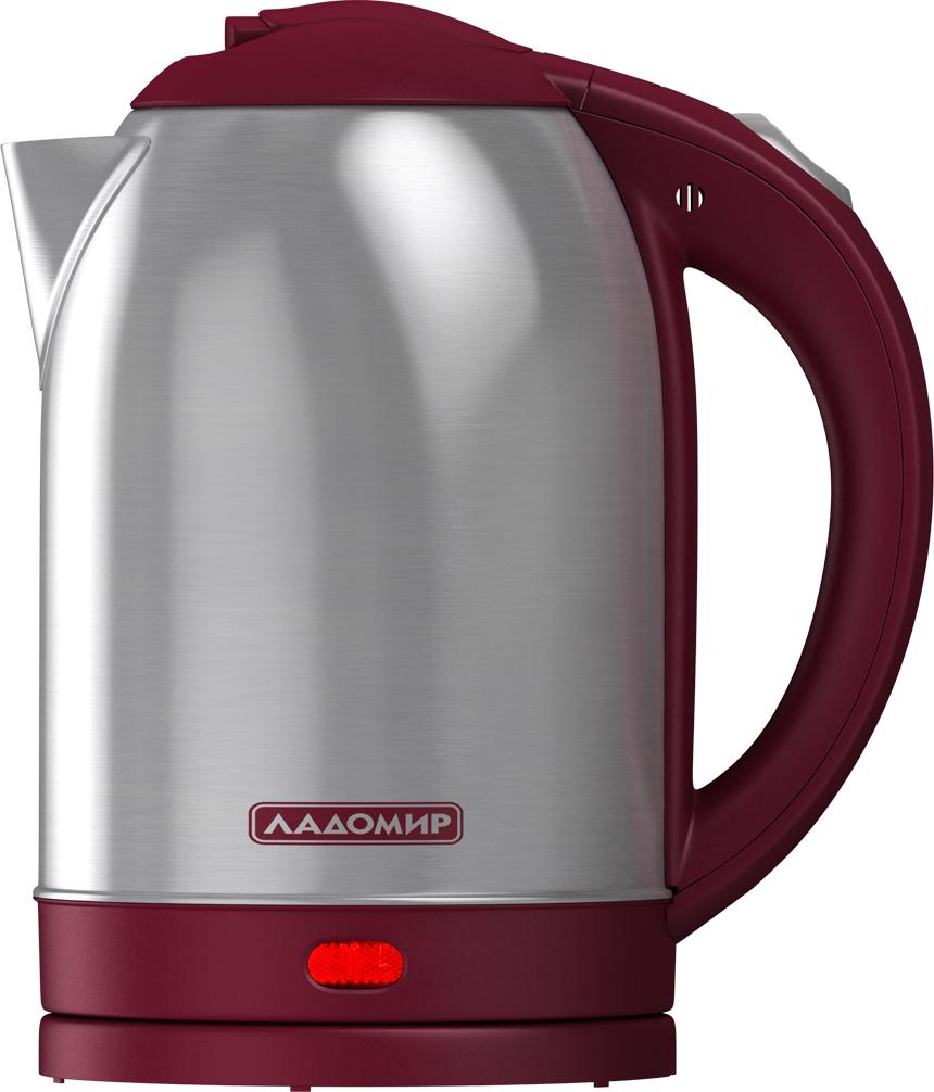 лучшая цена Электрический чайник Ладомир АА223