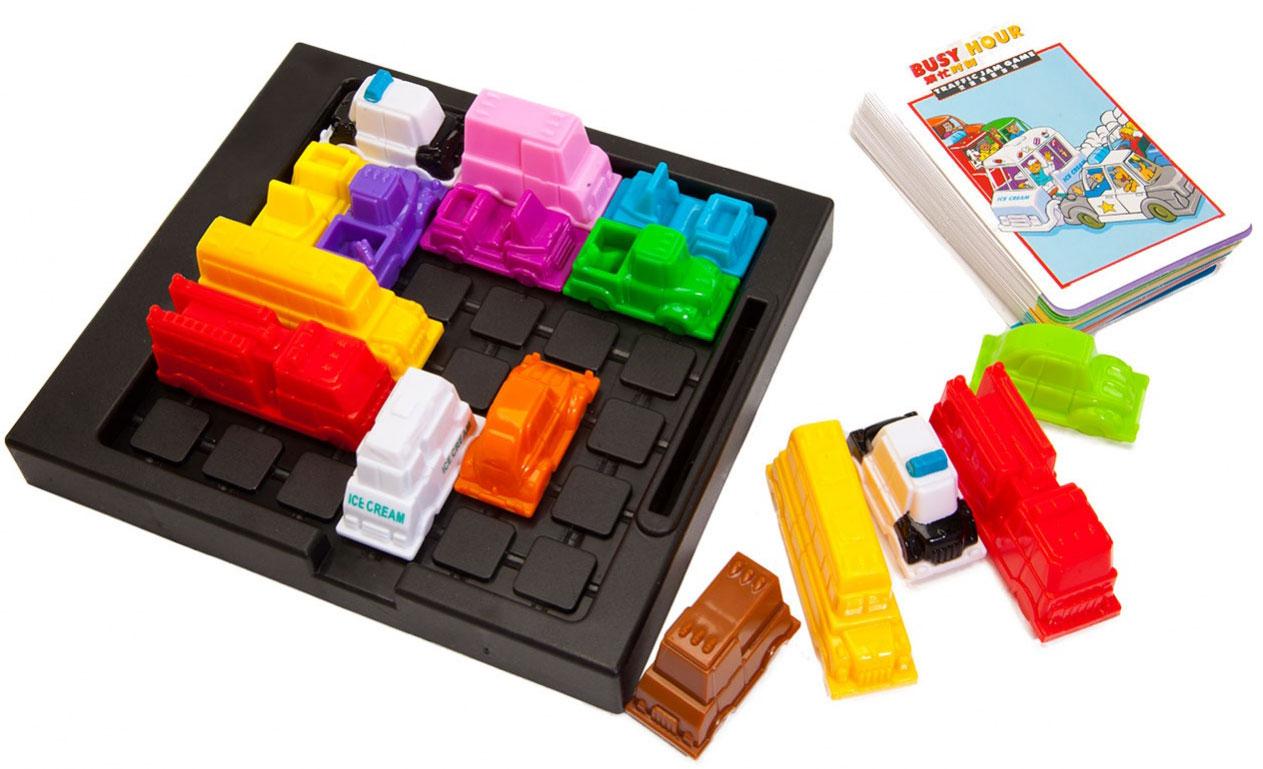 Bradex Настольная игра - головоломка Час Пик игра настольная thinkfun час пик для малышей