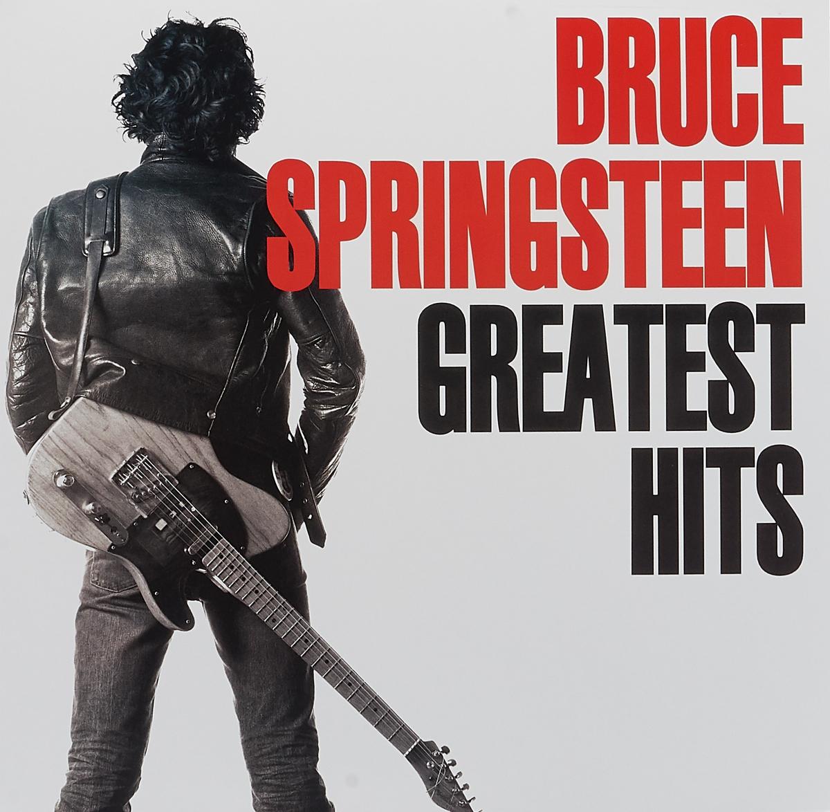 купить Брюс Спрингстин Bruce Springsteen. Greatest Hits (2 LP) по цене 2379 рублей
