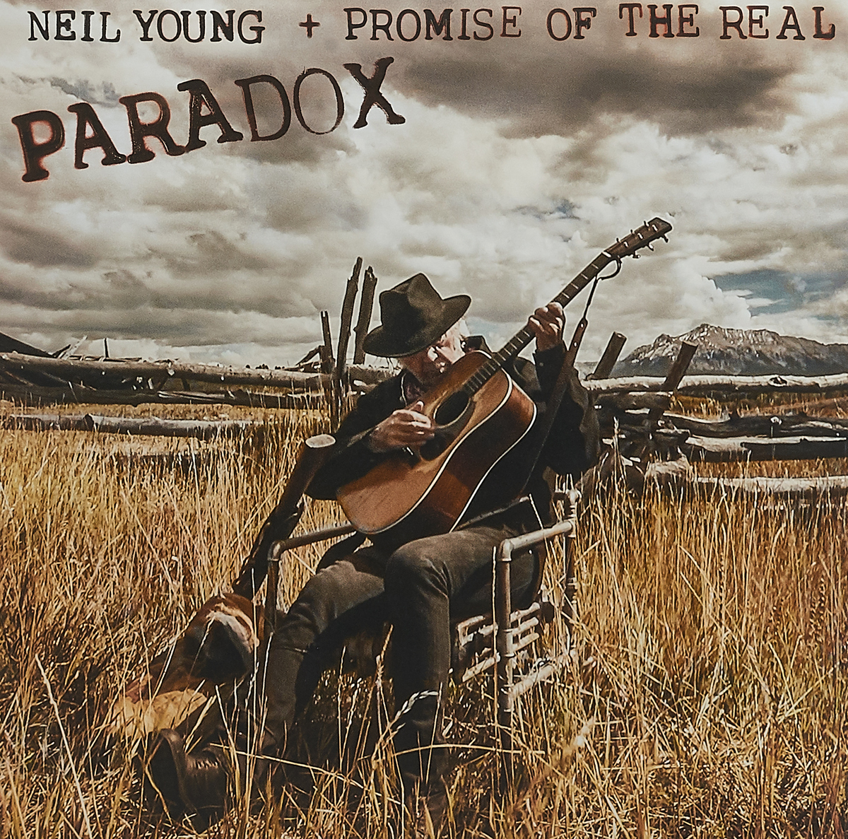 Нил Янг Neil Young / Promise of the Real. Paradox (Original Music from the Film) (2 LP)
