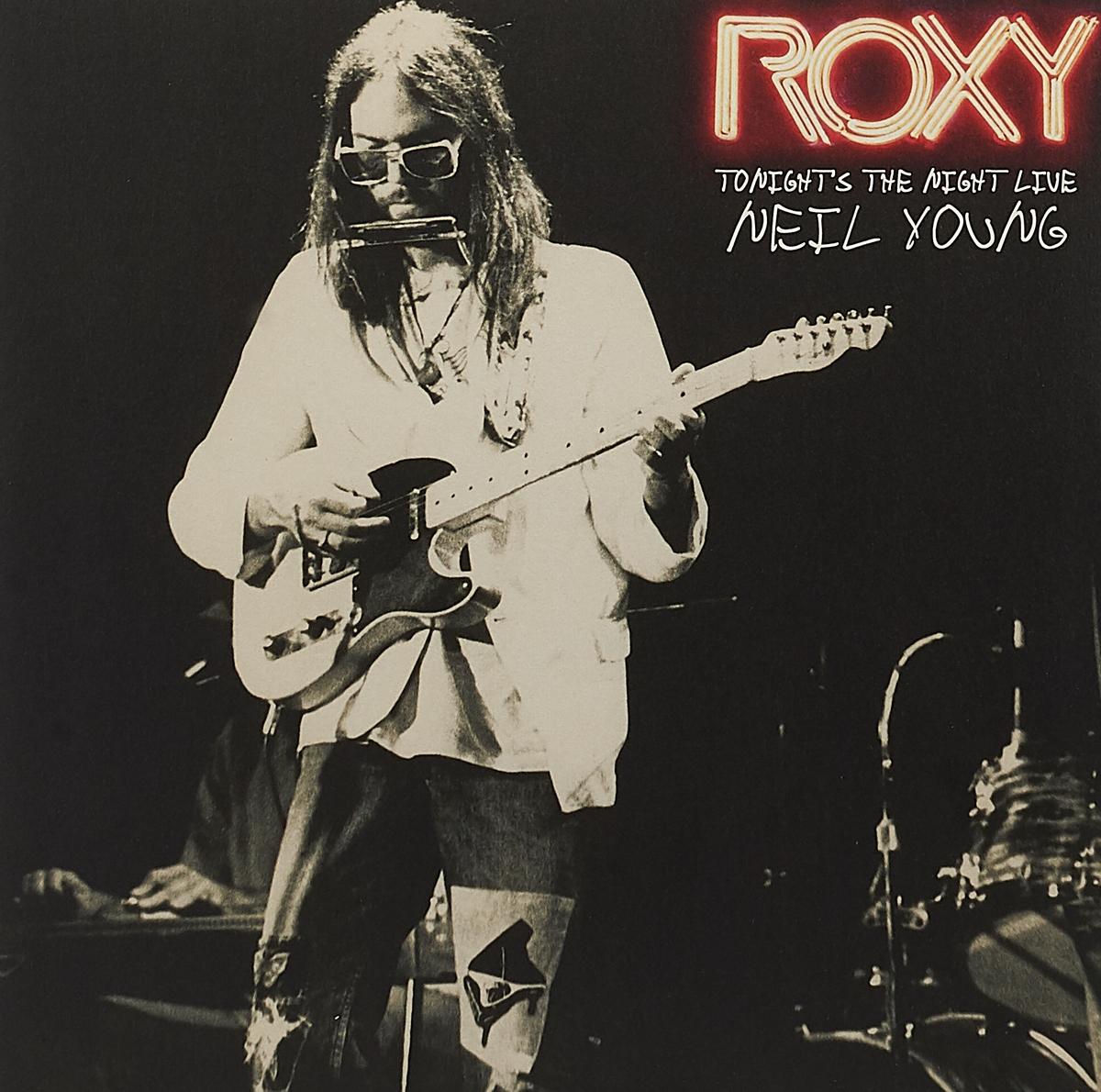Нил Янг Neil Young, ROXY: Tonight's The Night Live (2 LP)