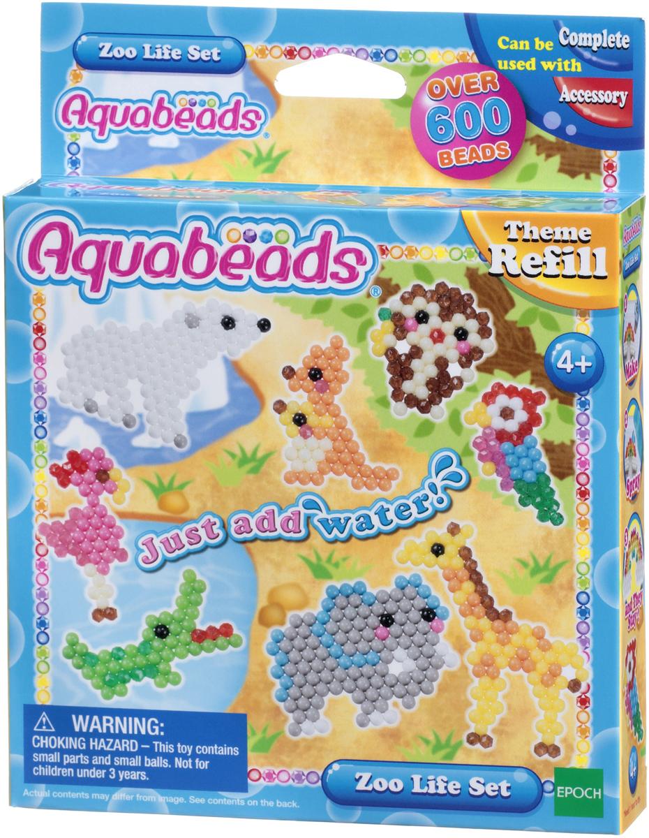 Aquabeads Набор для изготовления игрушек Зверюшки в зоопарке