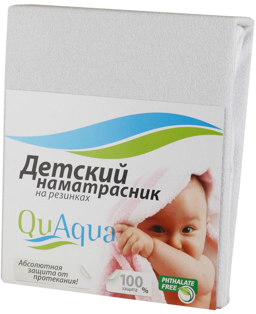 Caretex Наматрасник детский Pcny на резинке цвет белый 60 х 120 см