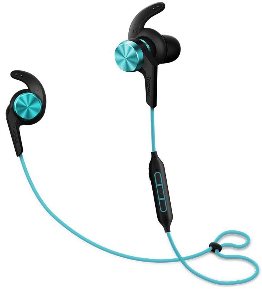 Беспроводные наушники 1MORE iBFree Е1018 Bluetooth Earphones, Blue 1more ibfree bluetooth гарнитура спортивные наушники
