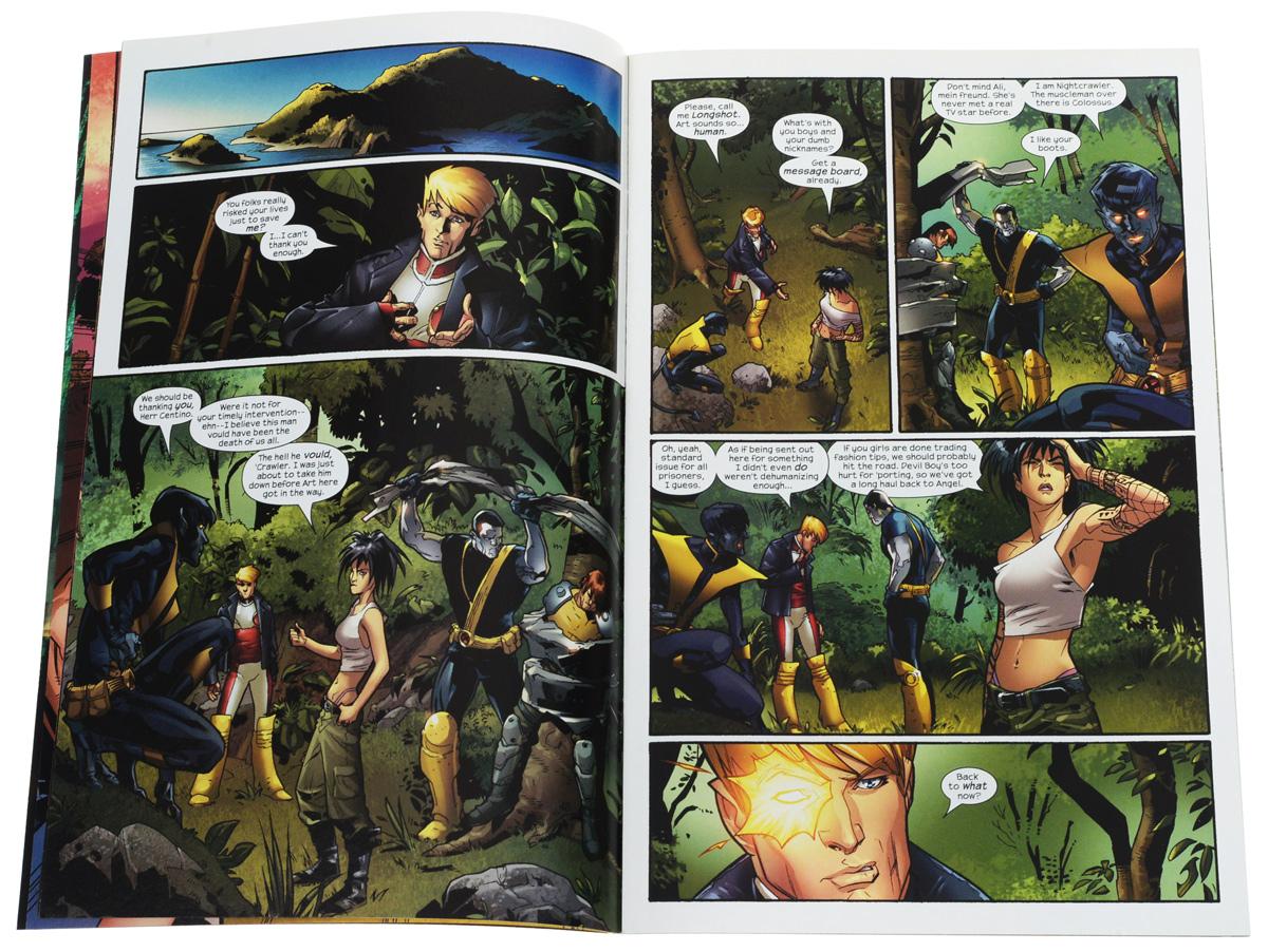 Ultimate X-Men #56 Автор: Brian K. Vaughan, Stuart Immonen, Wade Von Grawbadger...