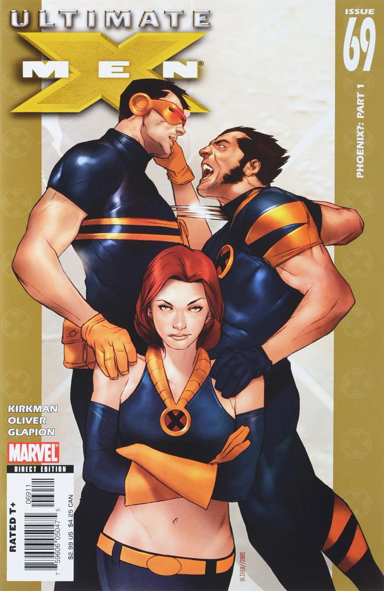 Robert Kirkman, Ben Oliver, Jonathan Glapion Ultimate X-Men #69 robert kirkman tom raney scott hanna ultimate x men 66