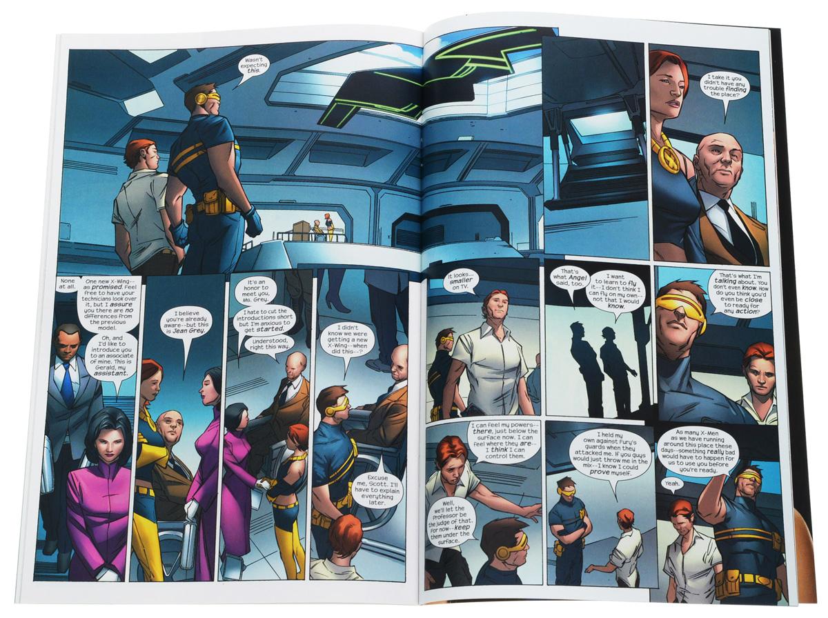 Ultimate X-Men #69 Автор: Robert Kirkman, Ben Oliver, Jonathan Glapion...