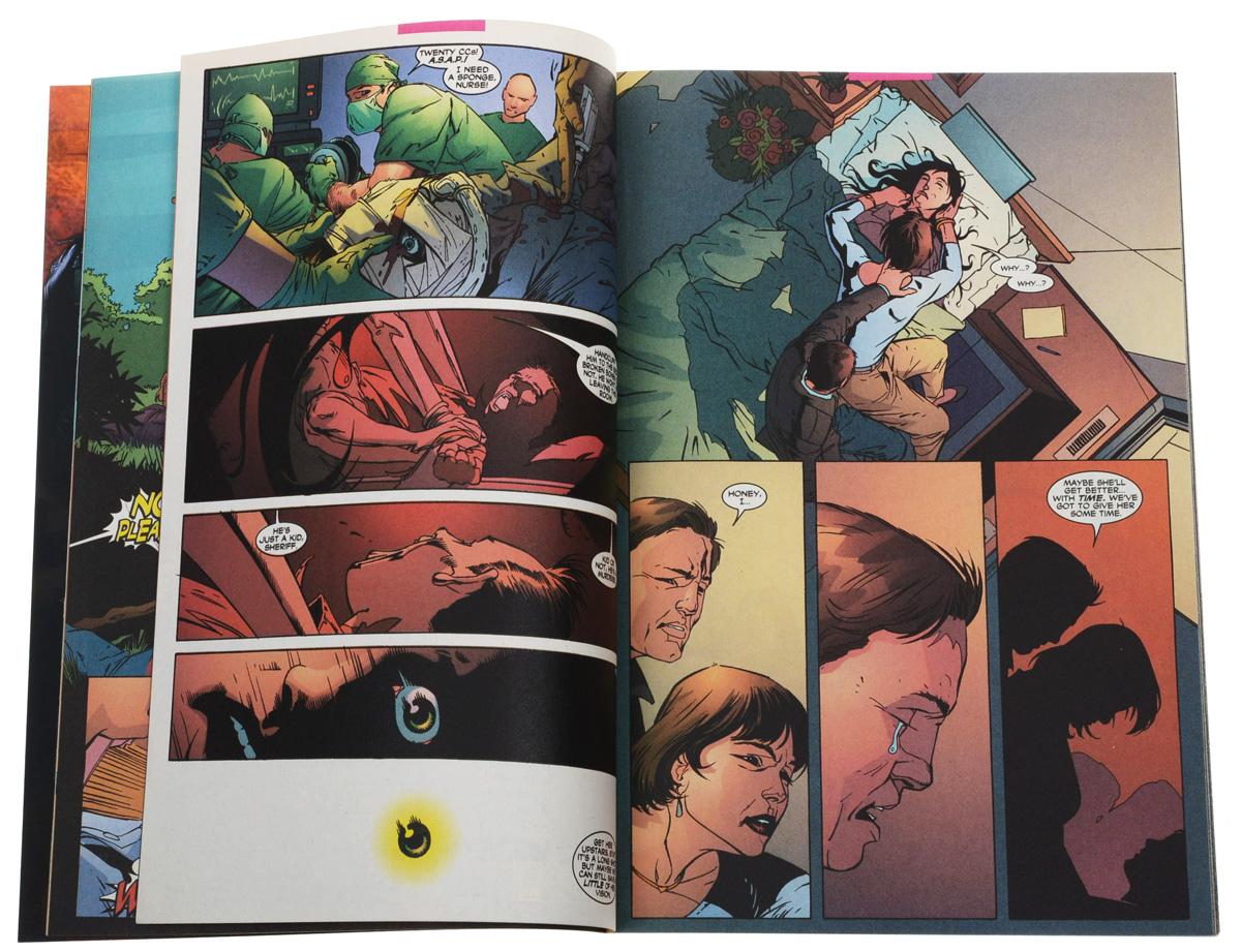 The Uncanny X-Men Annual #2000 Автор: Fiona Avery, Mark Powers...