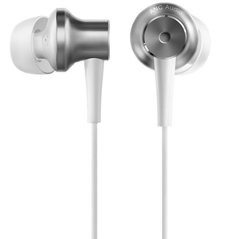 Xiaomi (Mi) ANC & Type-C, White наушники original xiaomi mi capsule half in ear earphones with mic black