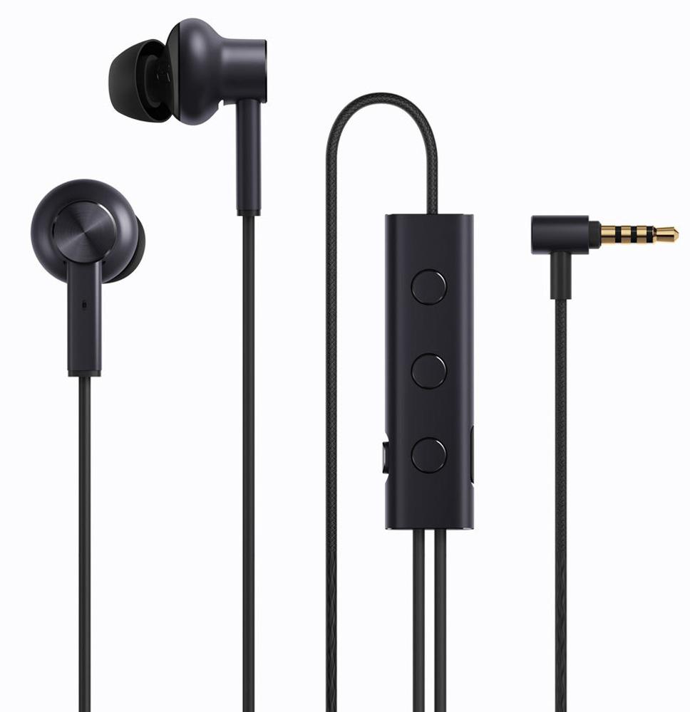 Xiaomi (Mi) Noise Cancelling, Black наушники Уцененный товар (№1)