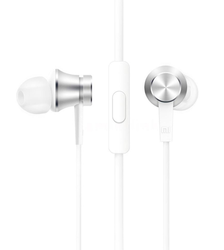 Xiaomi (Mi) Piston Fresh Bloom, Matte Silver наушники наушники xiaomi piston air capsule earphone jnej01jy серебристые с микрофоном