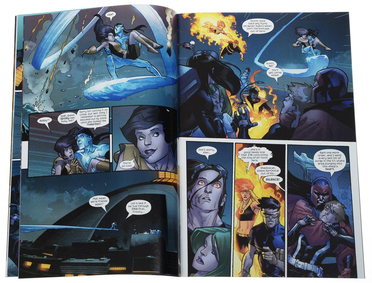 Ultimate X-Men #65 Автор: Brian K. Vaughan, Stuart Immonen, Wade Von Grawbadger...