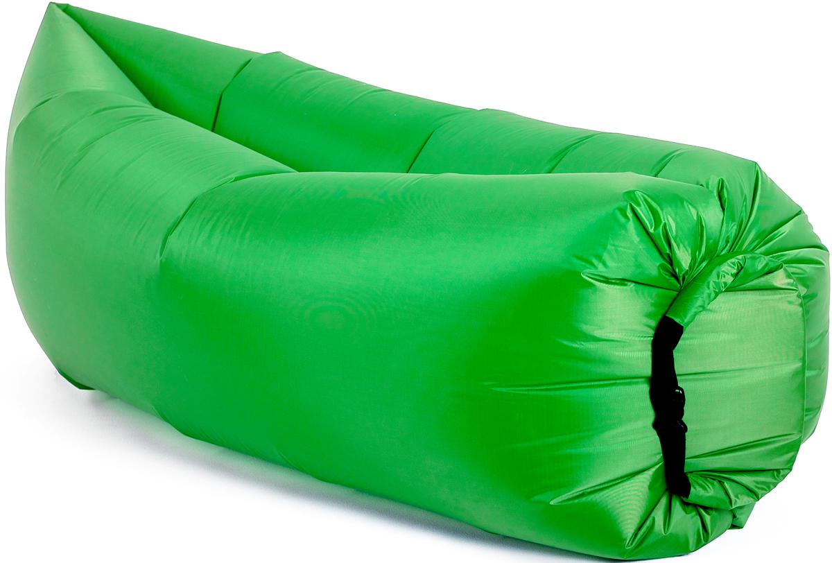 Диван надувной Биван Классический, цвет: салатовый