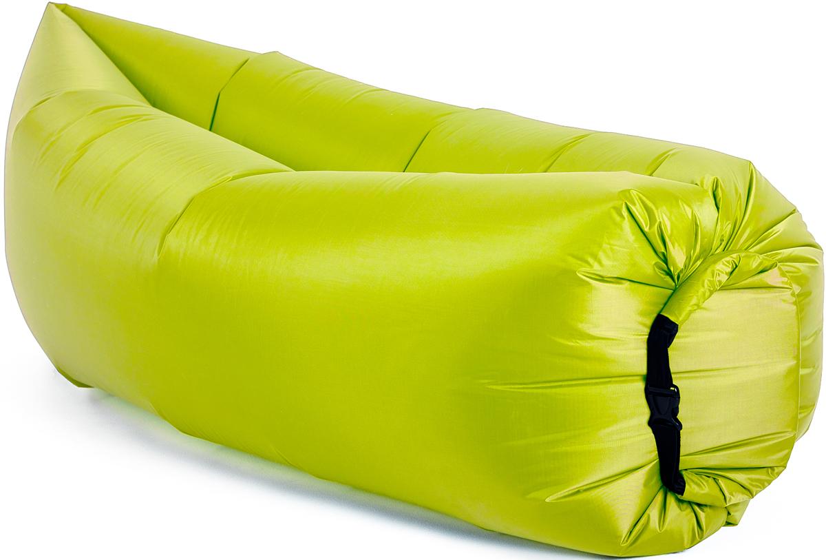 Диван надувной Биван Классический, цвет: лимонный