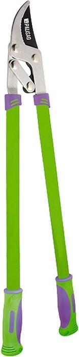 """Сучкорез """"Palisad"""", 750 мм, с прямым резом, рычажный мех, усиленное лезвие, двухкомпонентные ручки"""