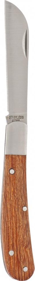 """Нож садовый """"Palisad"""", складной, с прямым лезвием, 17,3 см"""