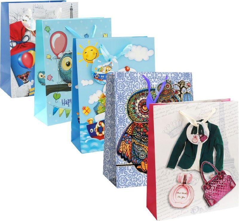 цены Набор подарочных пакетов Perfect Craftов