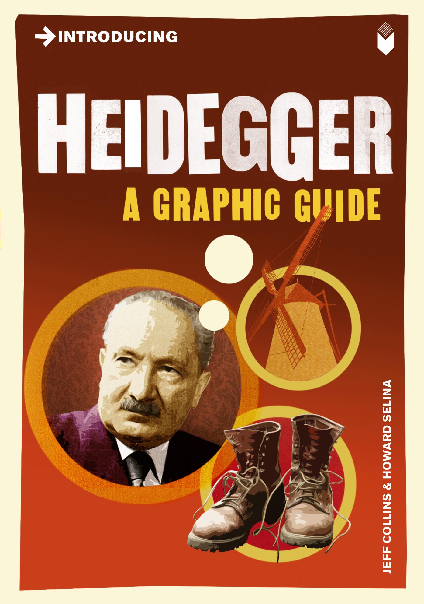 купить Introducing Heidegger: A Graphic Guide по цене 707 рублей
