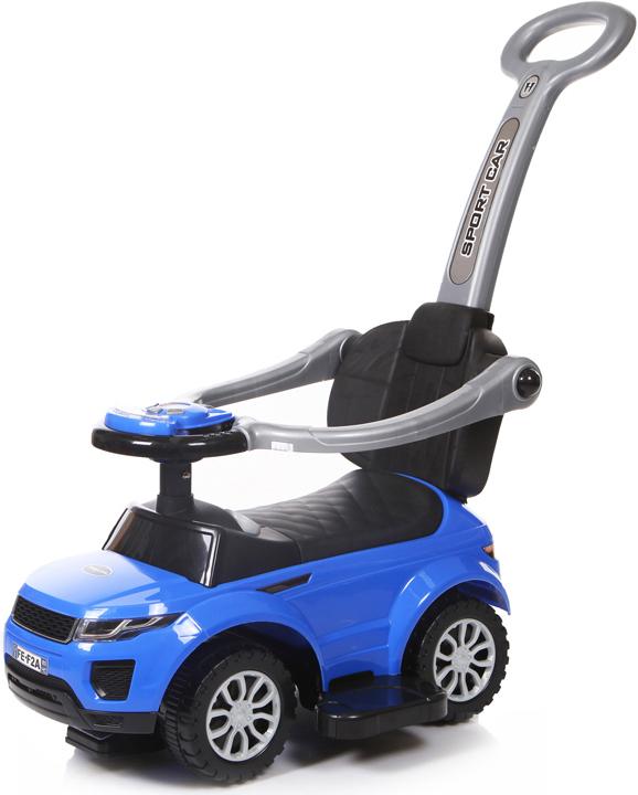 цена Baby Care Каталка детская Sport car цвет синий онлайн в 2017 году