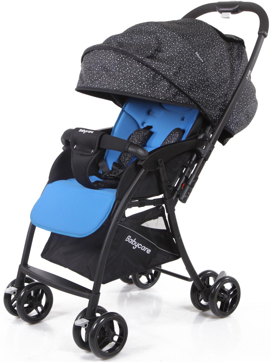 Baby Care Коляска прогулочная Sky цвет светло-синий