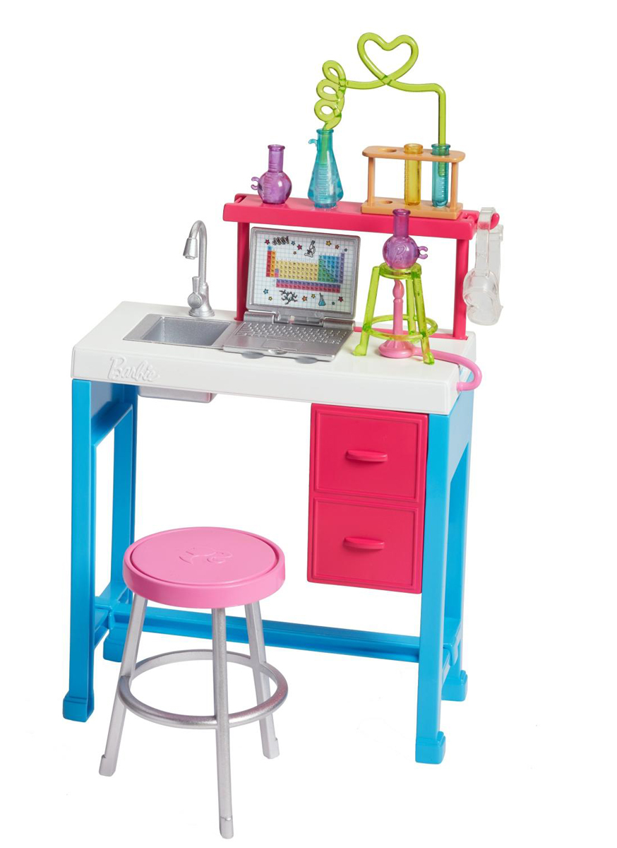 Barbie Игровой набор Лаборатория