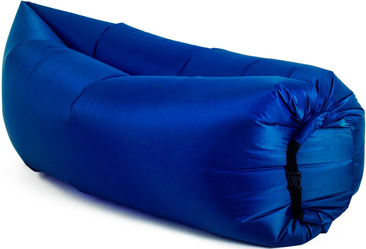 Диван надувной Биван Классический, цвет: синий
