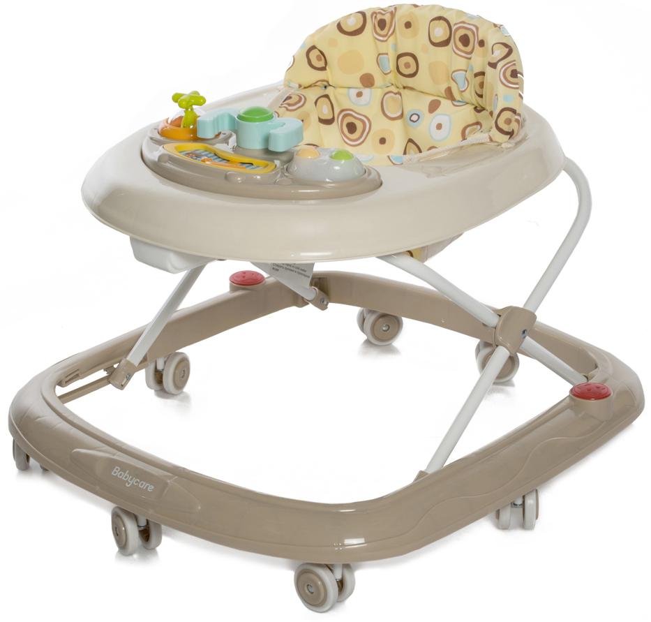 Baby Care Ходунки Corsa цвет бежевый