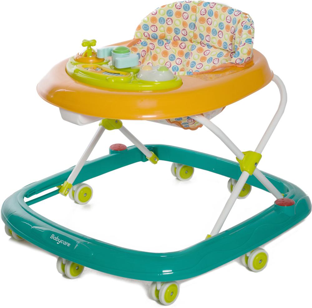 лучшая цена Baby Care Ходунки Corsa цвет оранжевый