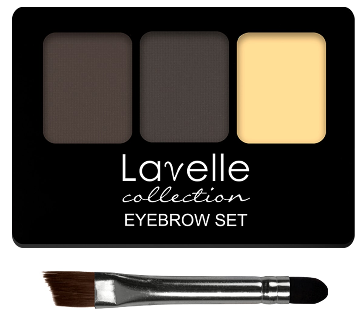 Lavelle Collection Набор для бровей (тени_воск) BS-01 тон 03 21,5г