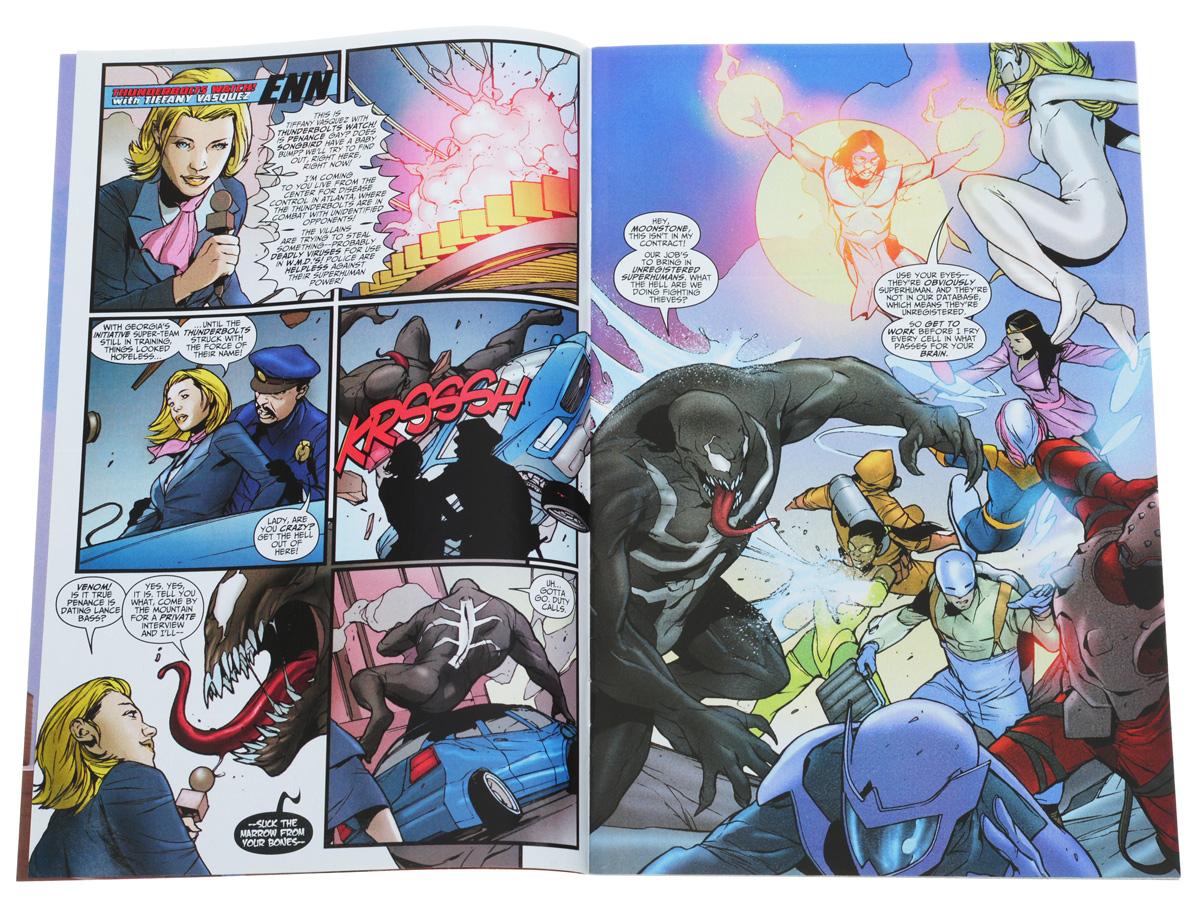 Thunderbolts: International Incident Thunderbolts: International IncidentИздательство: Marvel...