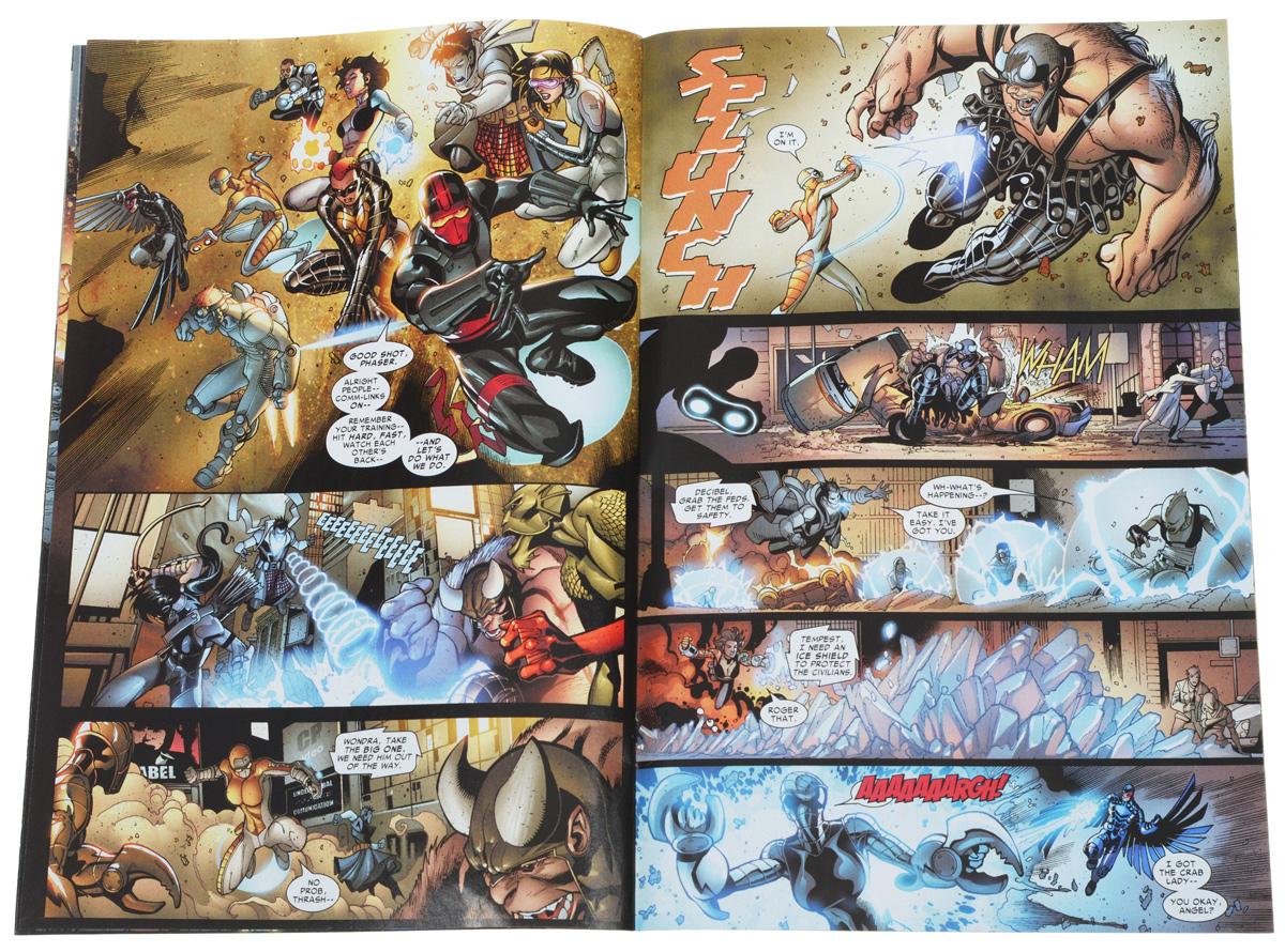 New Warriors #4 New Warriors #4Издательство: Marvel Marvel Comics...