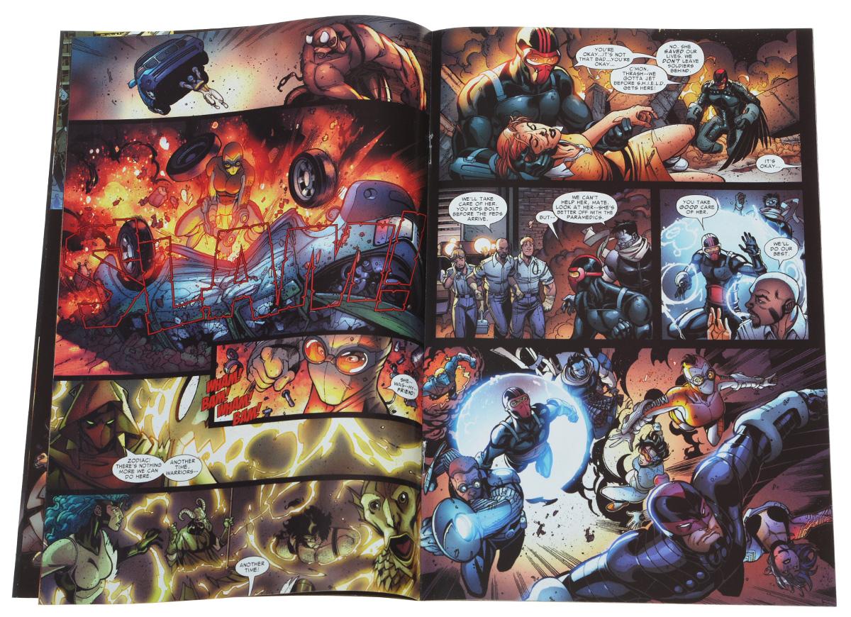New Warriors #5 New Warriors #5Издательство: Marvel Marvel Comics...