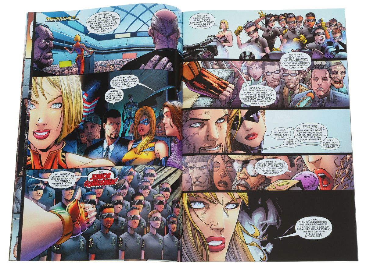 New Warriors #7 New Warriors #7Издательство: Marvel Marvel Comics...