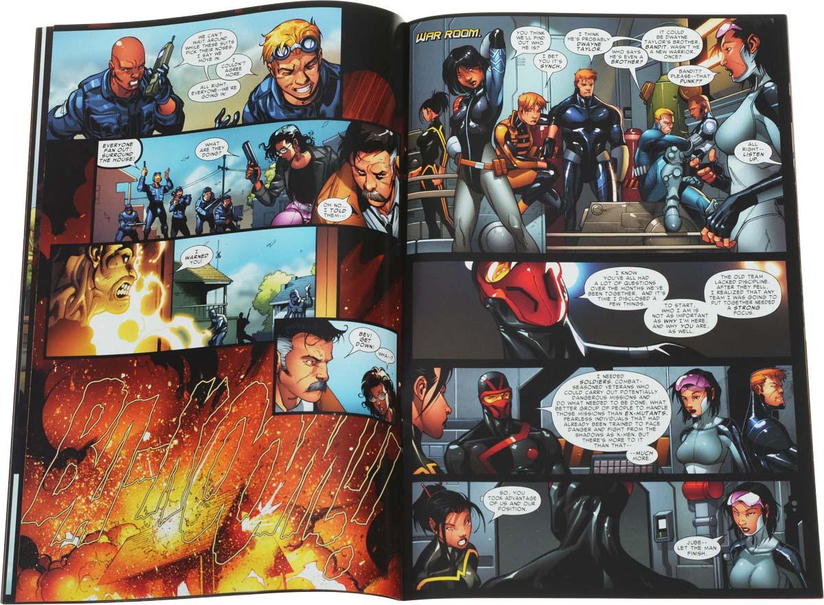 New Warriors #10 New Warriors #10Издательство: Marvel Marvel Comics...