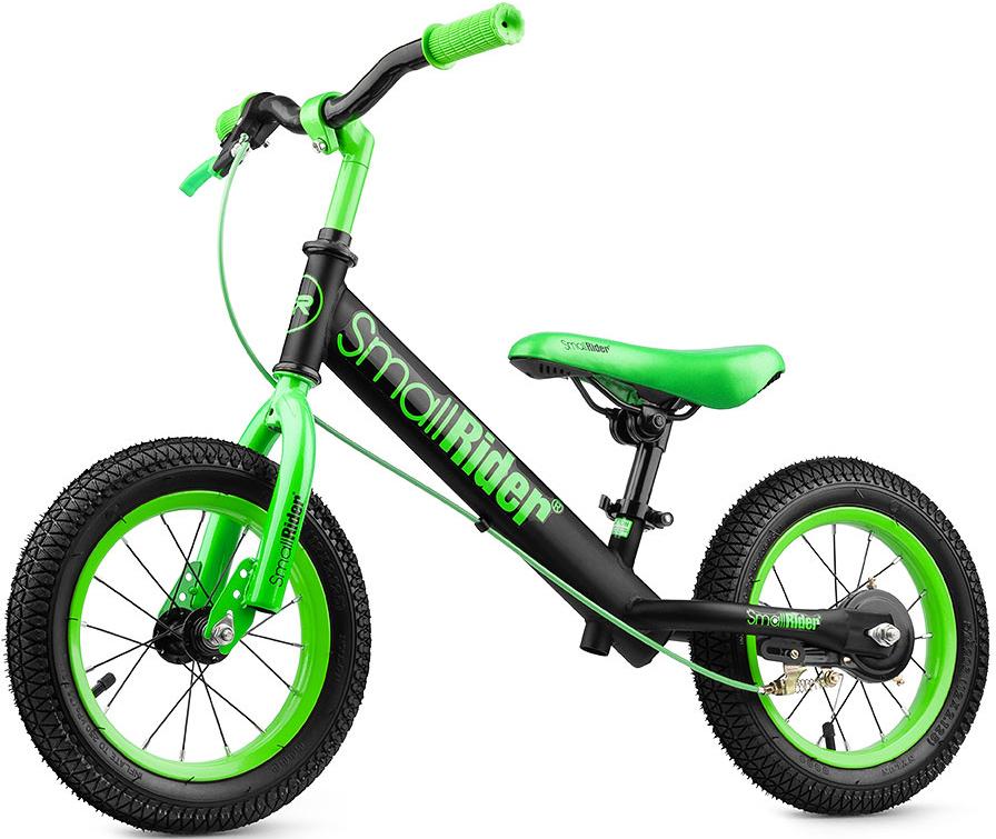 Small Rider Беговел детский Ranger 2 Neon цвет зеленый pop bike беговел детский sprint с бескамерными колесами цвет синий