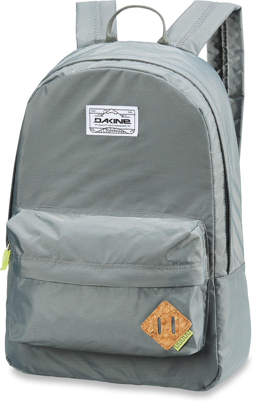 Рюкзак городской Dakine 365 Pack, цвет: серый металлик, 21 л цена