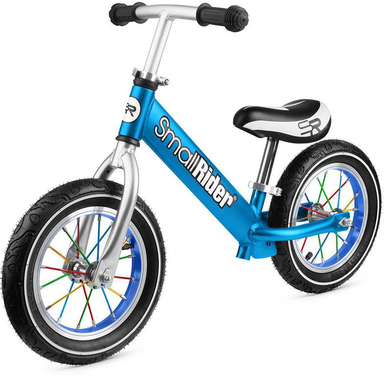 беговелы Small Rider Беговел детский Foot Racer Air цвет синий