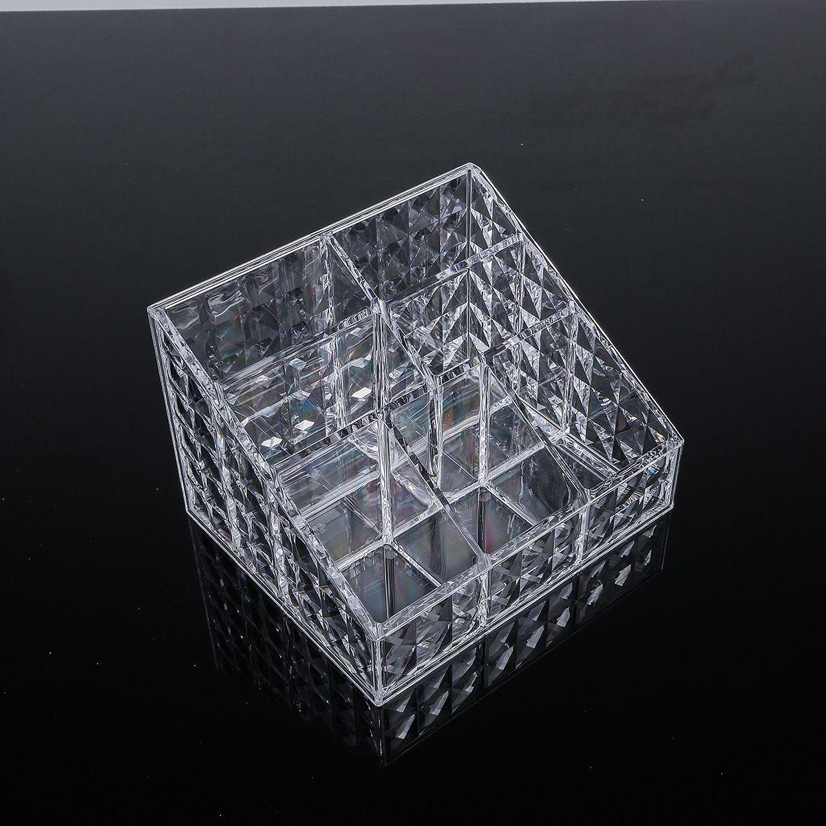 """Органайзер для косметики Homsu """"Diamond"""", 5 секций, 14,8 х 12,3 х 10,0см"""