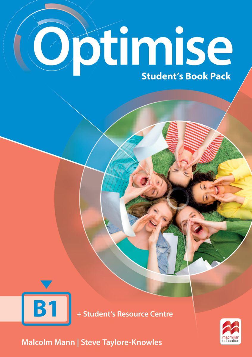 Optimise: Student's Book Pack: Level B1 academy stars level 5 teacher's book pack