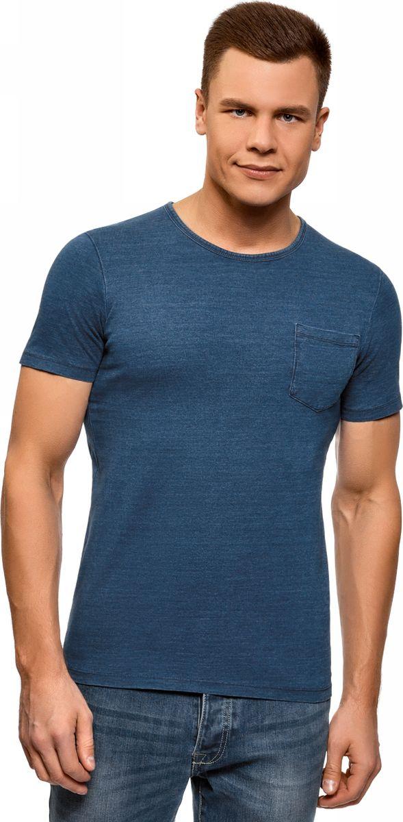 Футболка oodji Lab alpint mountain мужская быстросохнущая футболка с короткими рукавами летняя и весенняя