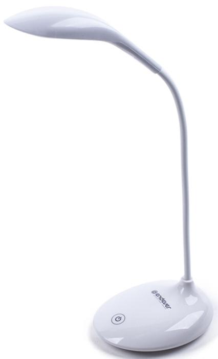 Настольный светильник Endever MasterLight-100 usb перезаряжаемый высокой яркости ударопрочный фонарик дальнего света конвой sos факел мощный самозащита 18650 батареи