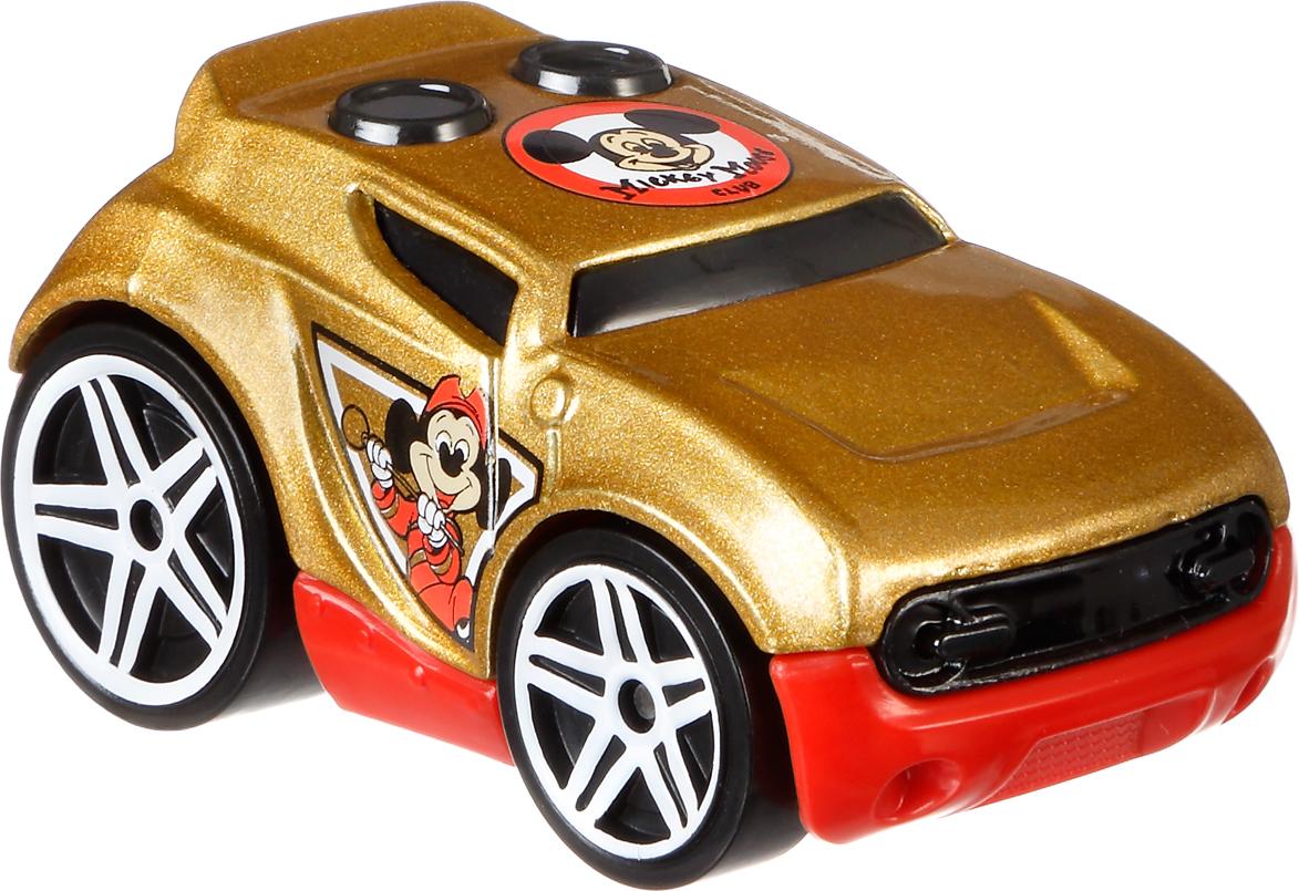 цены на Hot Wheels DisneyМашинка Клуб Микки Мауса  в интернет-магазинах