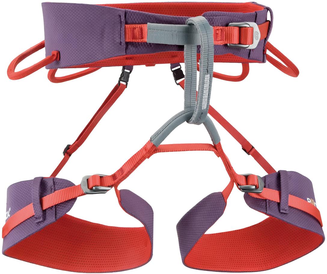 Обвязка спортивная Rock Empire 3B Slight Woman, цвет: красный. Размер XS легкая обвязка edge