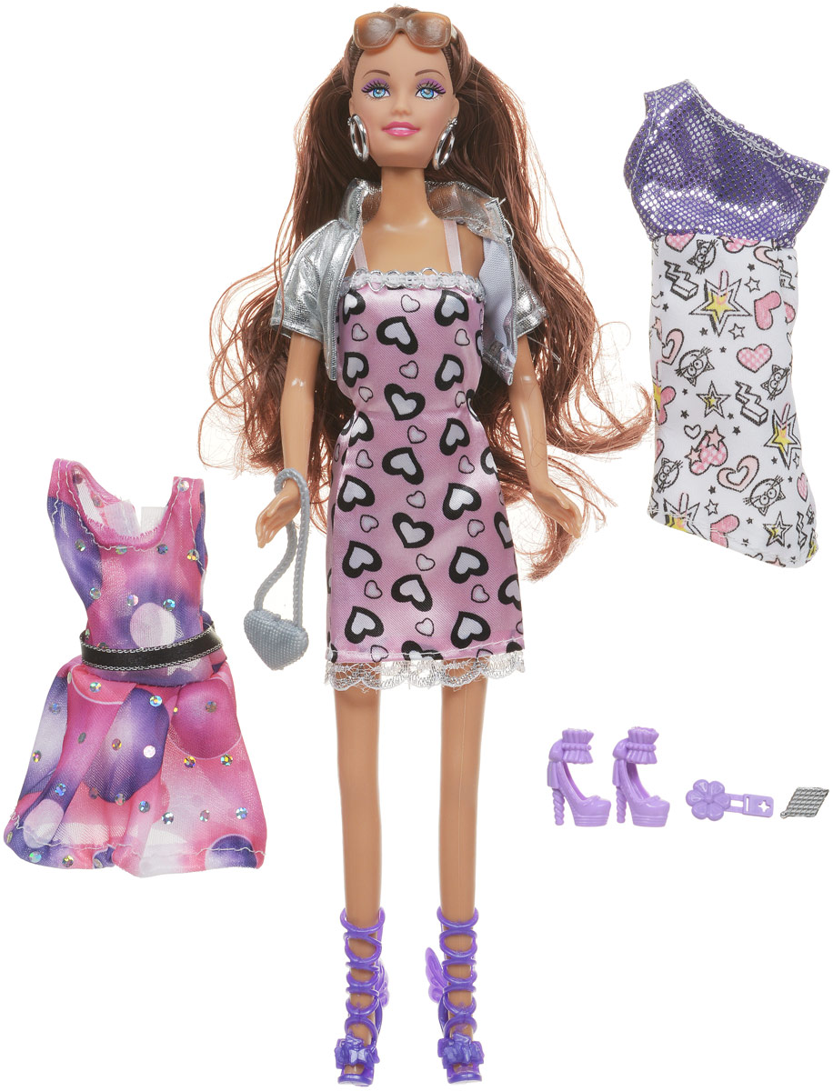 ToysLab Ася Игровой набор с куклой Романтический стиль 28 см 35094