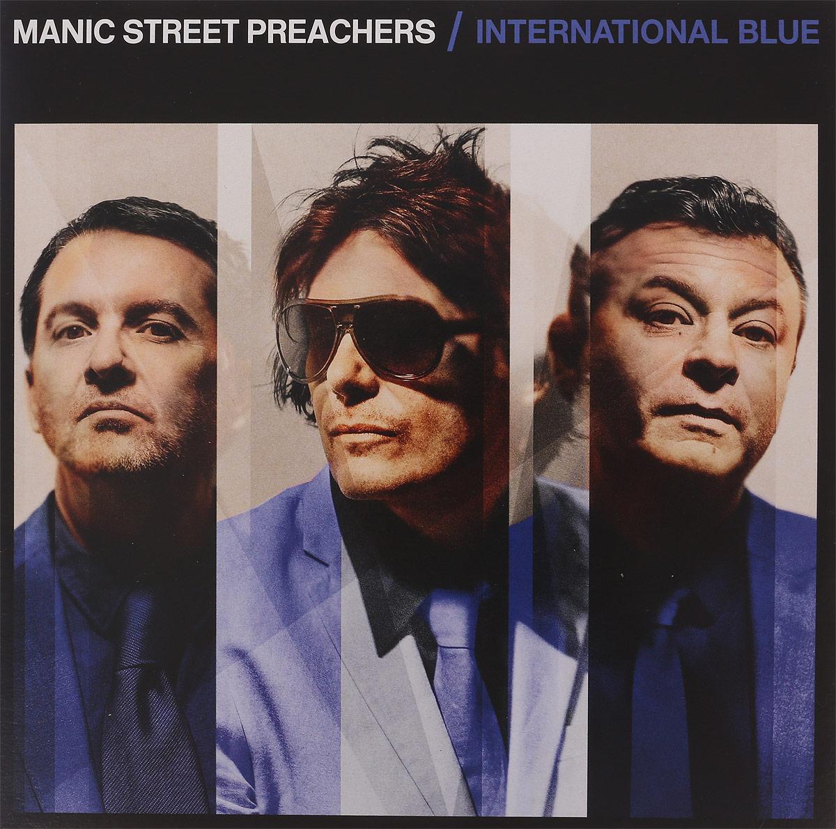 Manic Street Preachers Manic Street Preachers. International Blue (LP) muse manic depression