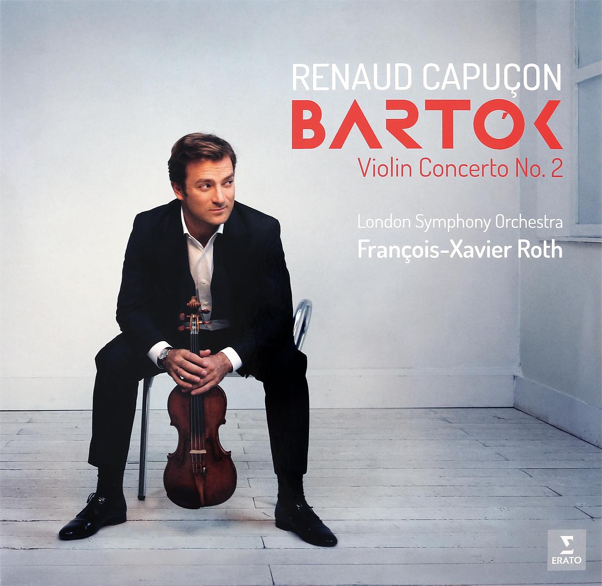 лучшая цена Бела Барток Bela Bartok. Violin Concertos (LP)