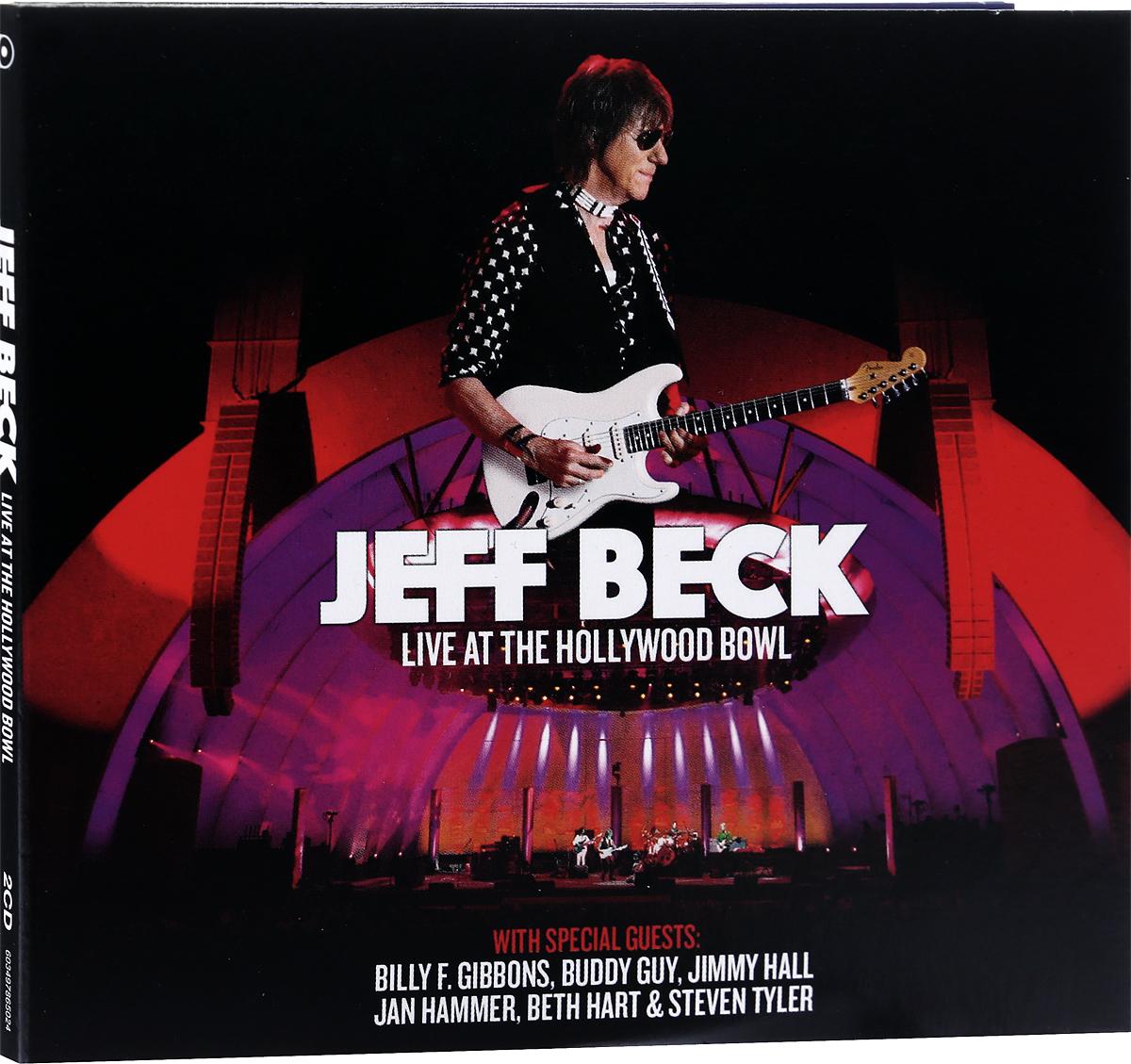Джефф Бек Jeff Beck. Live At The Hollywood Bowl (2 CD)
