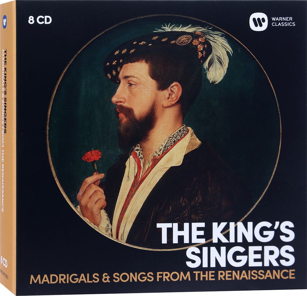 The King's Singers The King's Singers. Madrigals & Songs from the Renaissance (8 CD) cd sting songs from the labyrinth