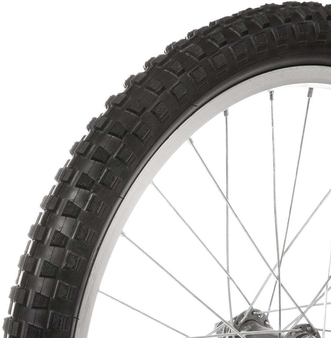 Покрышка велосипедная средняя Kenda, 20 х 2.25. 5-525016 (58-406) K929 велосипедная покрышка continental mountain king ii 2 2 27 5 x 2 2 чёрная
